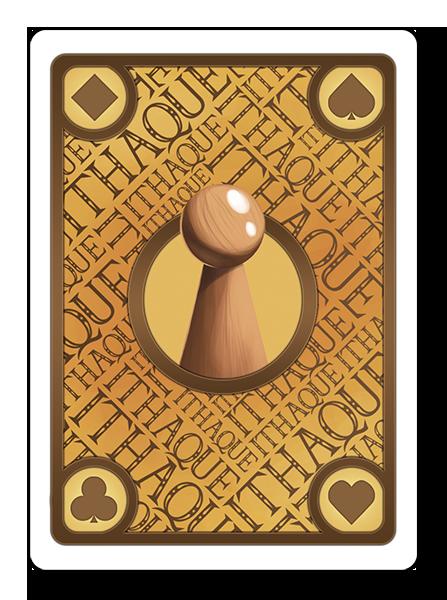 jeu Ithaque cartes