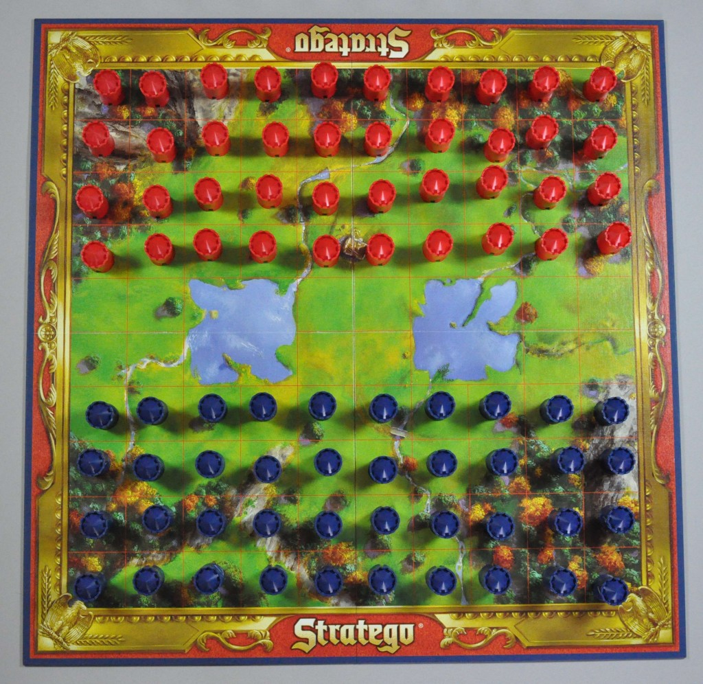 Stratego jeu