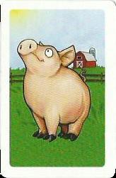 Black Sheep carte cochon