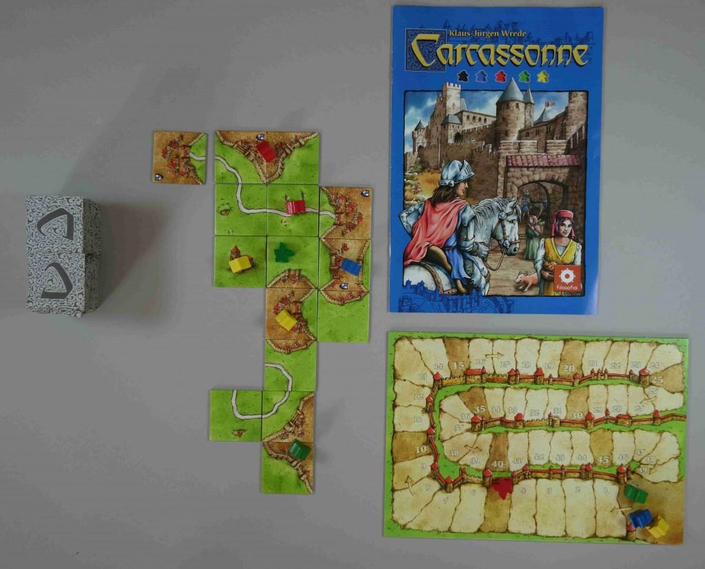 Carcassonne jeu