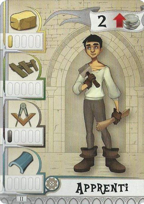 Les Bâtisseurs Moyen-Age 5
