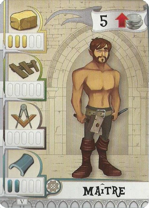 Les Bâtisseurs Moyen-Age 6