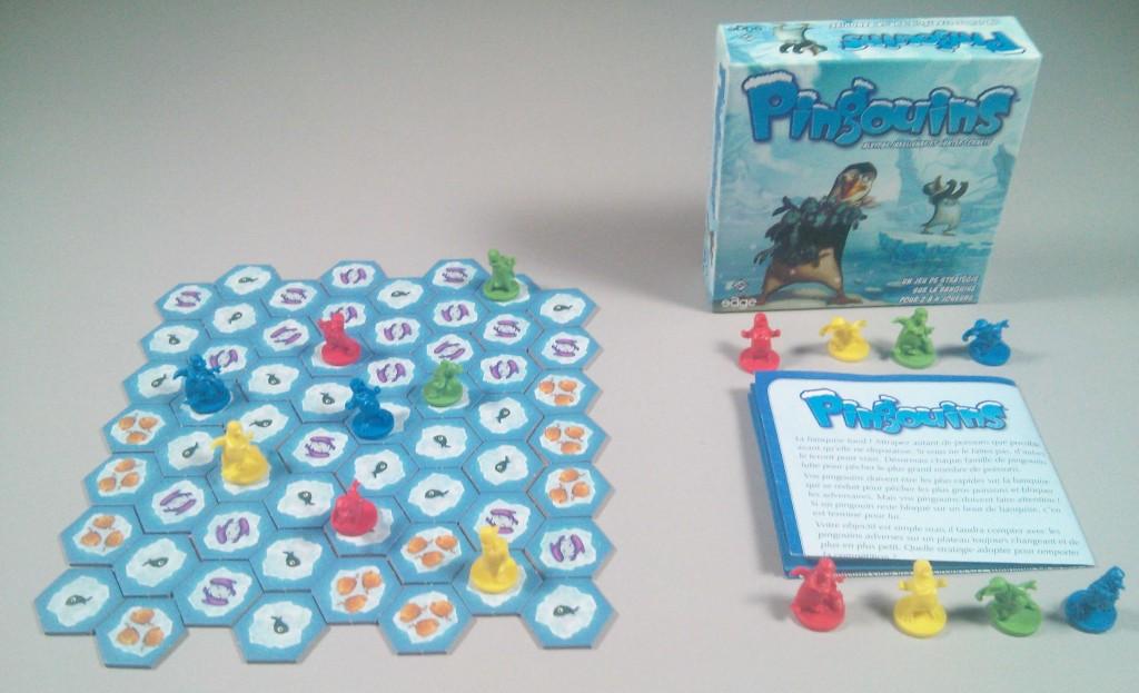 Pingouins jeu