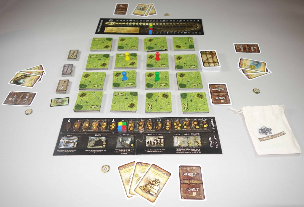 Archaeologia jeu