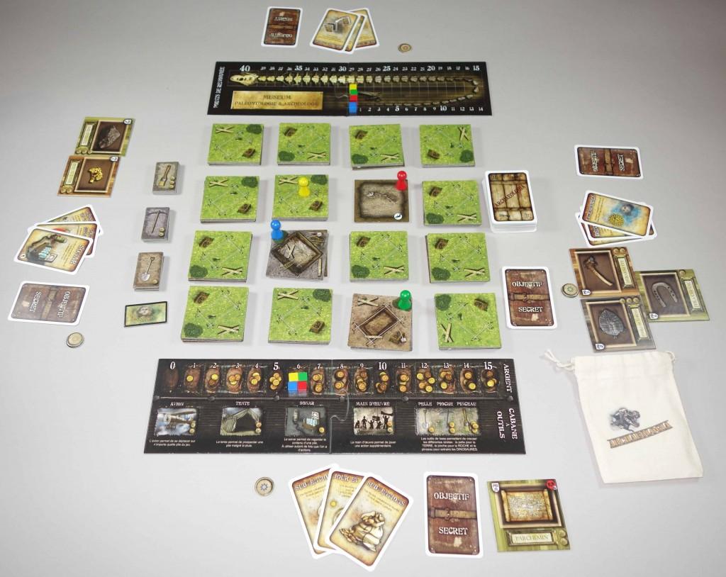 Archaeologia jeu 2