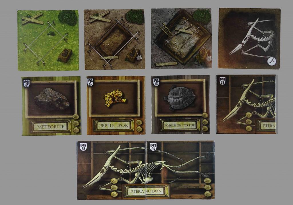Archaeologia tuiles