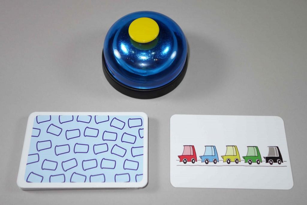 Crazy cups cartes sonnette