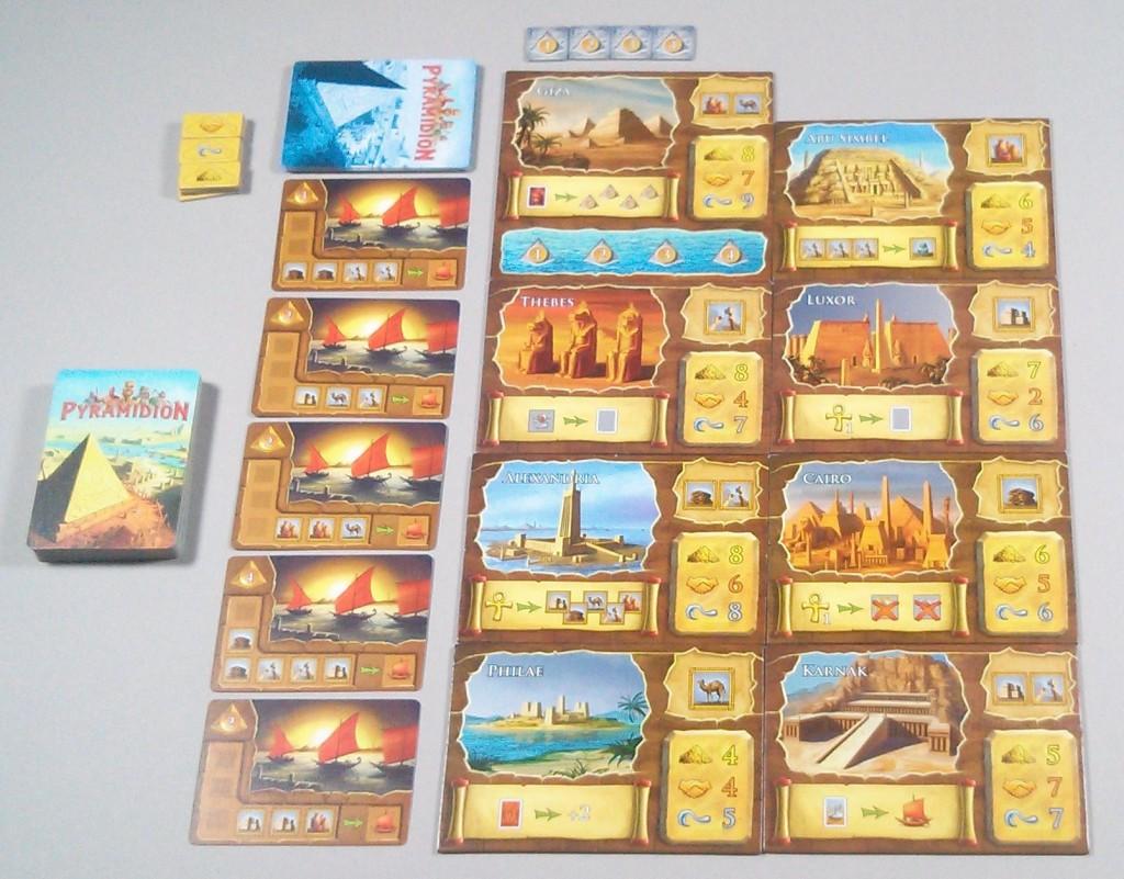 Pyramidion jeu 1