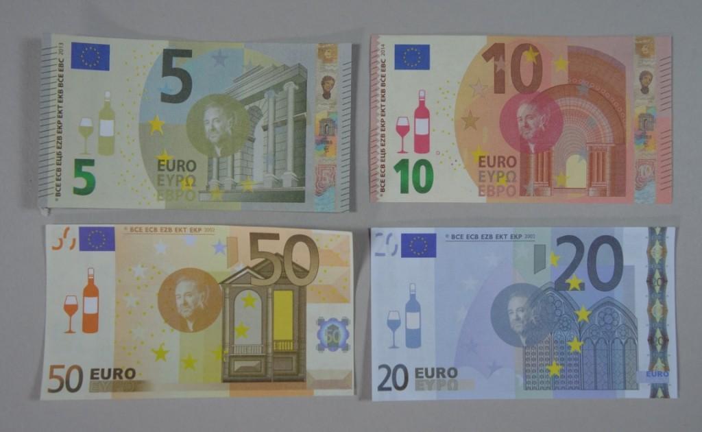 Vinitour billets de banque