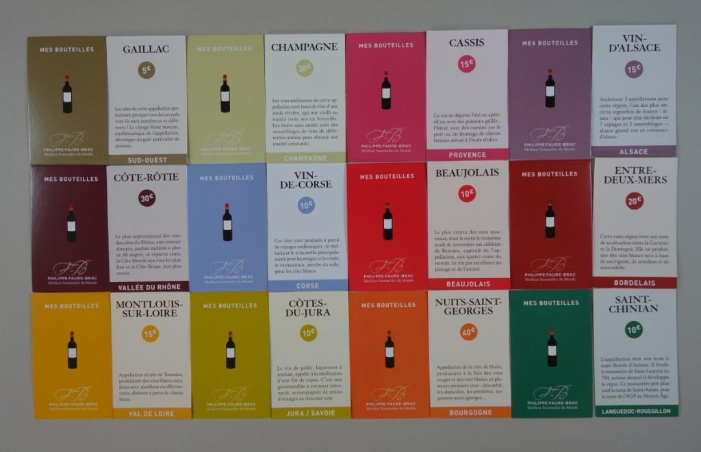 Vinitour cartes appelations regions
