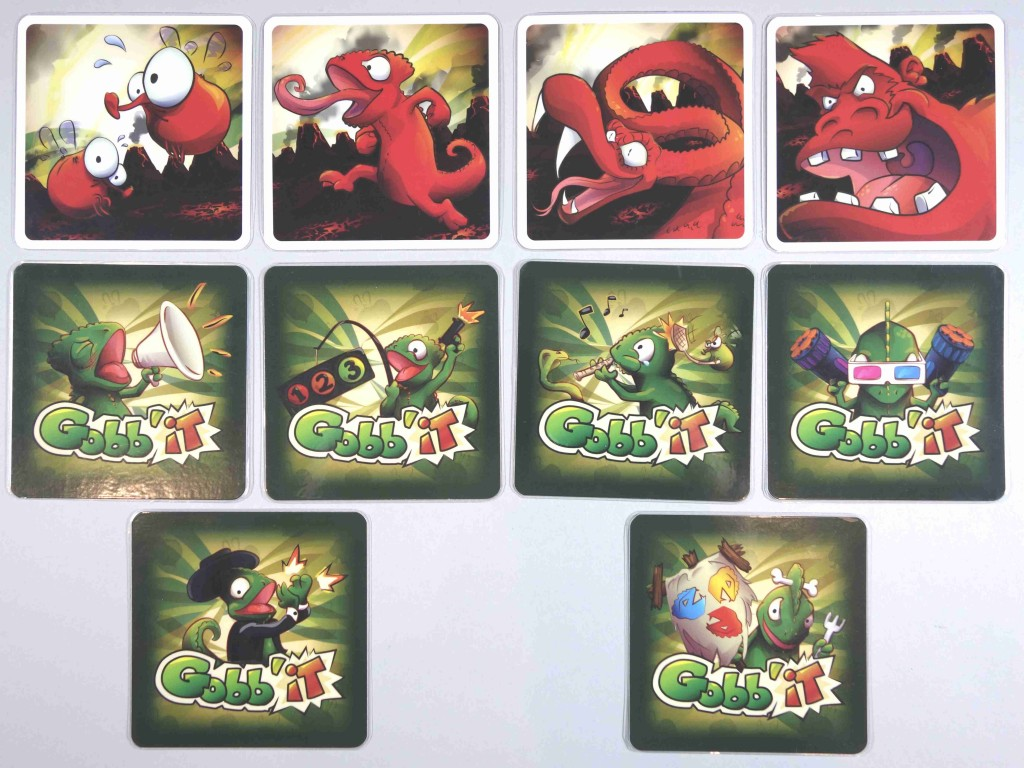 Gobb'it cartes