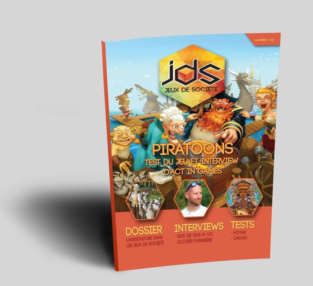 Magazine JDS presentation 01