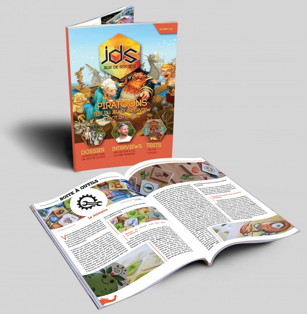 Magazine JDS presentation 02