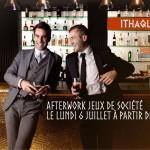 afterwork Ithaque lundi 6 juillet