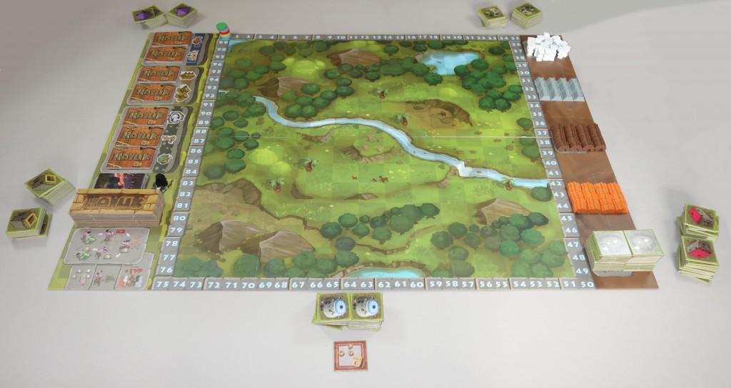 Hoyuk jeu plateau