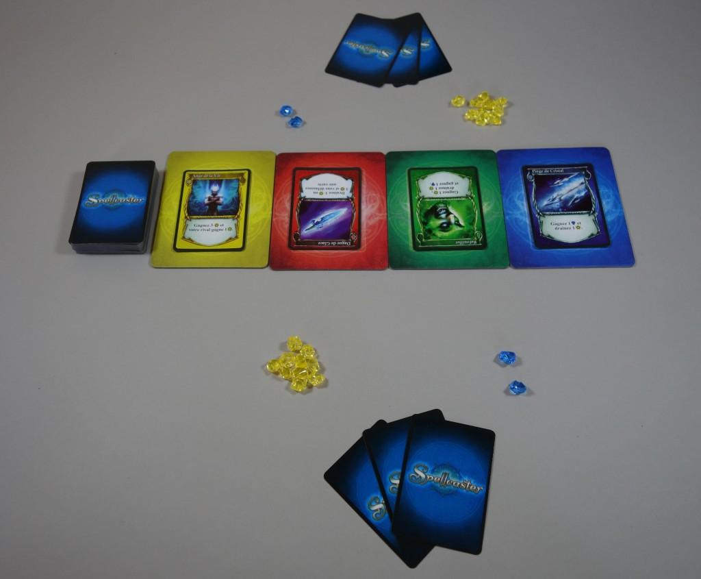 Spellcaster jeu 1