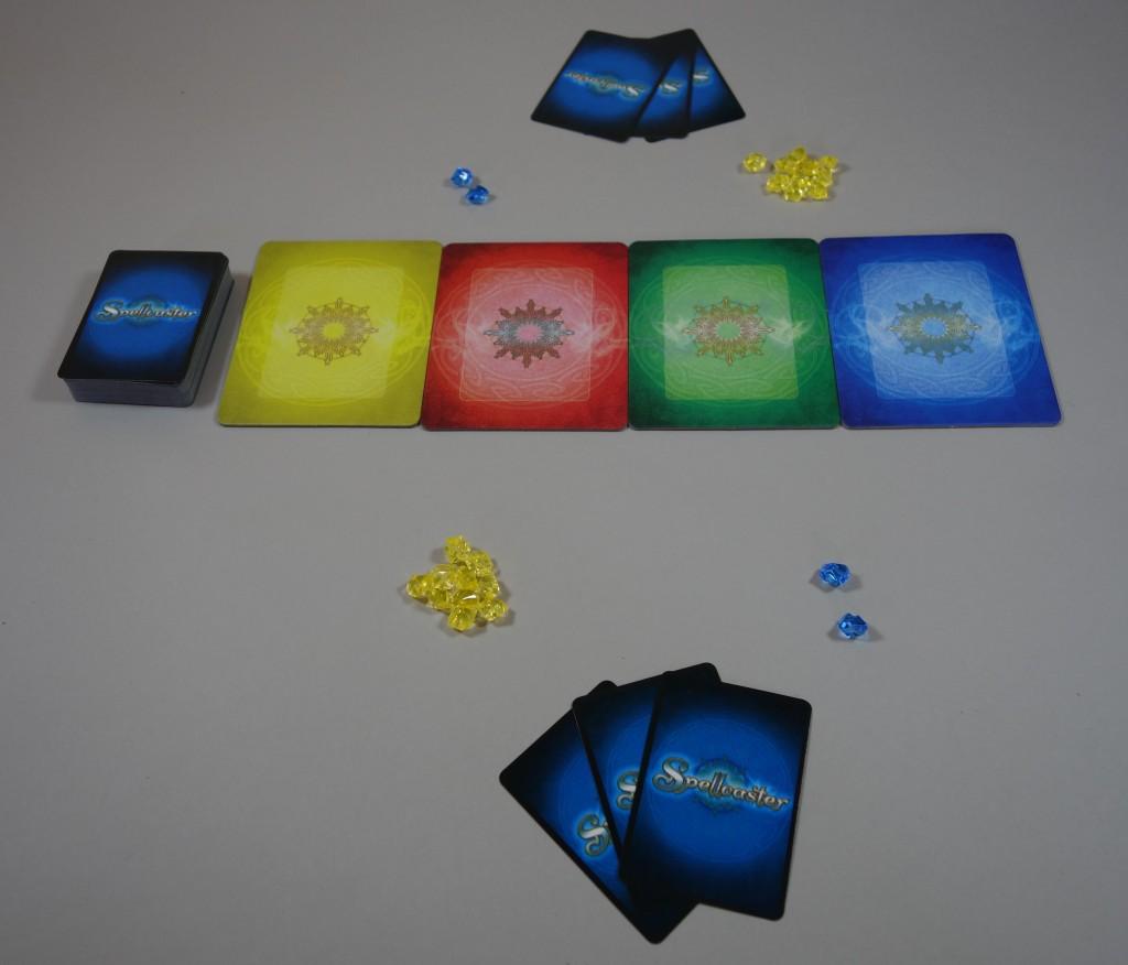 Spellcaster jeu