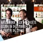 afterwork ithaque filosofia 14 décembre 2015