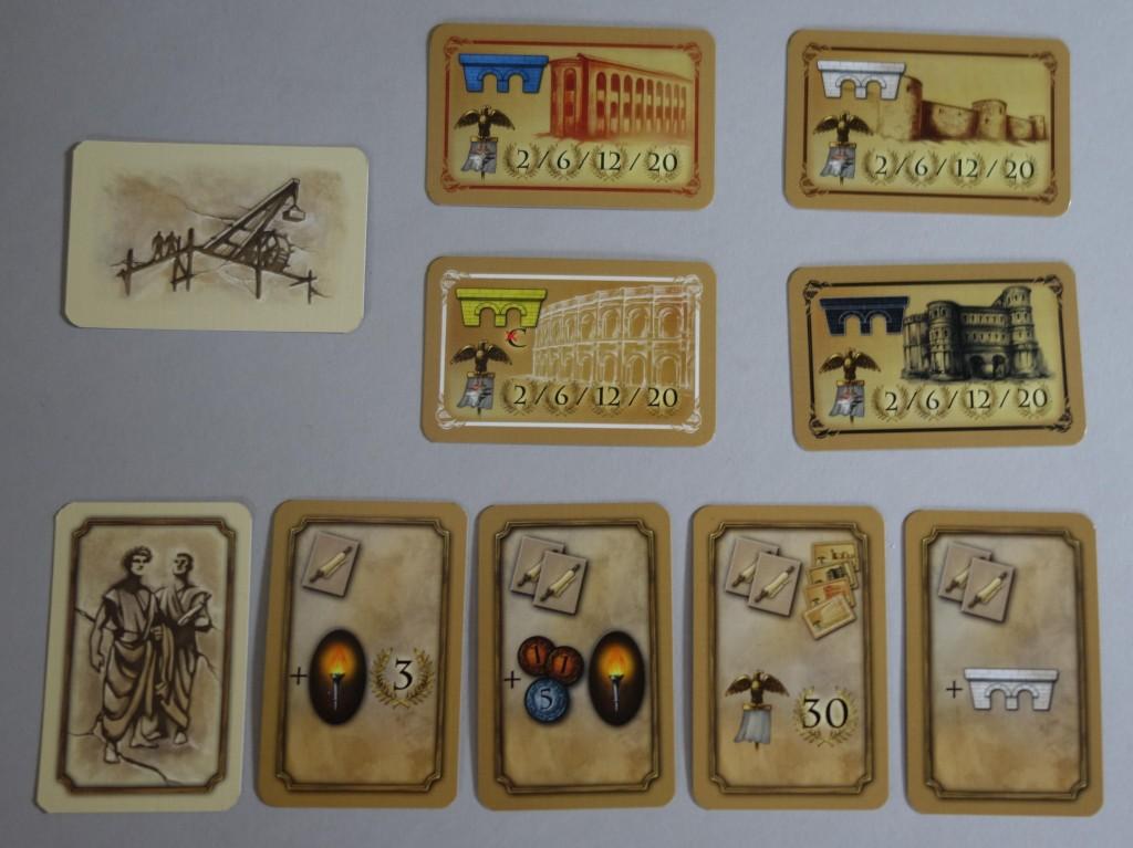 porta nigra cartes construction honneur